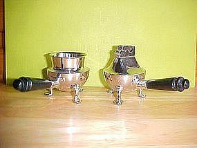 A.S.R. 2 PIECE LIGHTER & CIGARETTE HOLDER SET 1950's