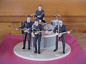 HALLMARK KEEPSAKE ORNAMENT 1994 THE BEATLES