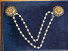 CORO 7 WAY PEARL & BROOCH SET  1960's