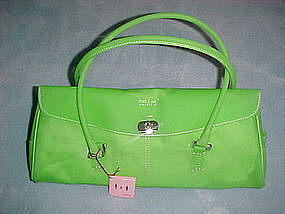 MATT & NAT VEGAN DESIGNER MIAMI HANDBAG LIME