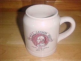 1951 M.I.T. ALUMNI DAY BEER MUG FIRST PRESIDENT