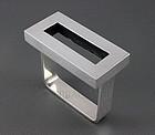 Karram Modernist Sterling Silver Bracelet