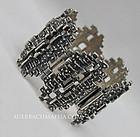 Robert Larin Modernist Pewter/Silver Bracelet Canada