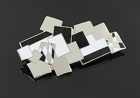 Beppe Caturegli Acme Studio Post Modernist Brooch