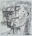 Albert Kotin Modernist Abstract Expressionist  NYC