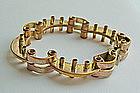 Machine Age Modernist Bracelet