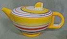 Eva Zeisel Bauhaus Art Deco Tea Set - Modernist