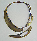 Art Smith Necklace - Modernist Jewelry