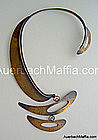 Art Smith Patina Necklace Modernist Icon