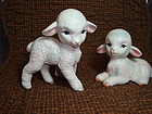 Lefton Lamb figurines