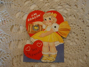 Vintage Valentine (mechanical)