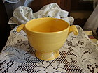 Fiesta Yellow Sugar Bowl (no lid)