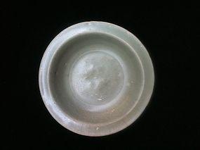 Chinese longquan celadon twin fish  washer