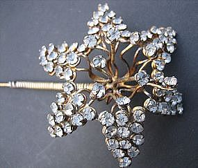 Indonesian Gilt Hairpin