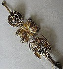 Chinese Gilt Silver Hairpin Cicadas