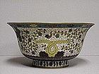 19th Century Japanese Cloisonne Bowl
