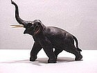 Fine Japanese Bronze Animalier Figure