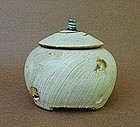 Contemporary ceramic jar by Robert Briscoe