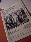 Le Cinema Francaise  des Annees 50 ~ 1988
