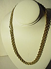 "12k Gold Filled Triple Link Chain 25.5"" ~ 9.8Gr"