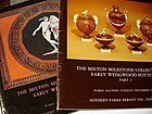 TWO(2) EARLY WEDGWOOD POTTERY Catalogs~   M. MILESTONE