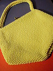 Vintage CORDE  Beaded Bag