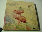 1936 PARDEE Art Tile ~ Signed