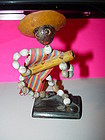 Mexican Folk Art Mariachi Player
