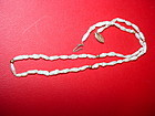 """14k Freshwater Pearl Necklace ~ 17"""""""