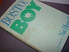1stEd~Boston Boy ~Nat Hentoff