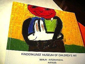 Kinderkunst Museum of Children`s Art  Catalog