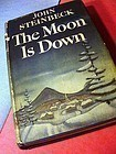 The Moon is Down~ John Steinbeck ~1942