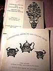 American English+Continental Silver~ 2 Sotheby Catalogs