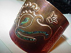 Mexican Copper Abalone Cuff