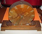 1940's German Suevia Mantle Clock ~ US Zone