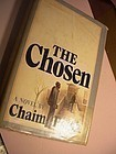 4th ED The Chosen ~ Chaim Potok ~ Signed