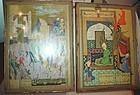 Two Persian Prints