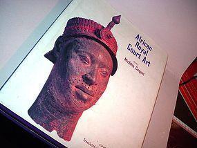 AFRICAN ROYAL COURT ART~  Michele Coquet