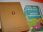 1st Ed~ Young Mrs. Greeley ~Booth Tarkington 1929
