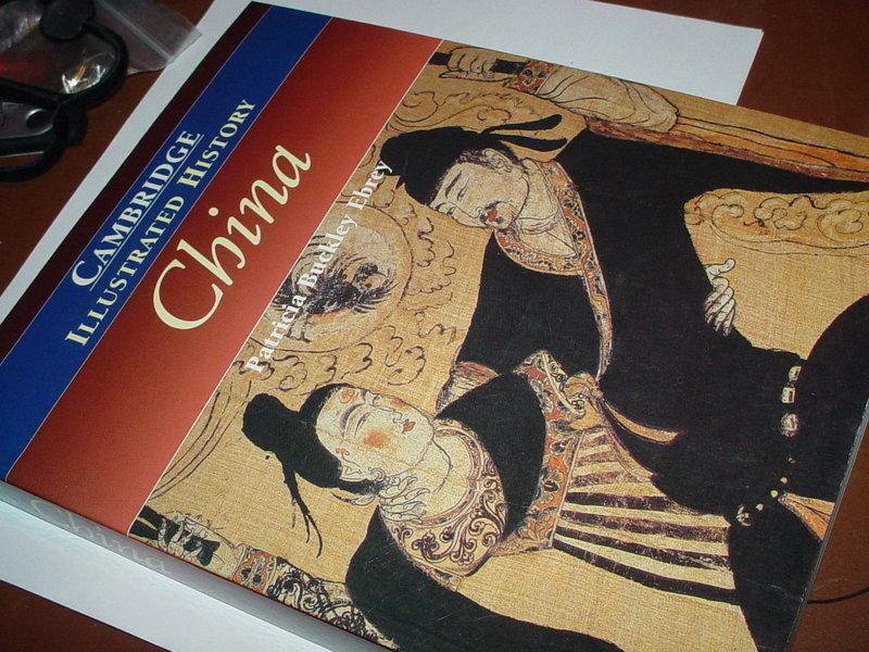 Cambridge Illustrated History of China~Patricia Buckley Ebrey