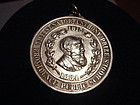 GORHAM STERLING ANTHONY MEDAL