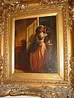 19thC British Genre Painting ~C. Bell