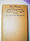 1st American ED ~The Moon and Sixpence~ Maugham