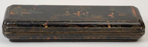 Traditional Antique Chinese Box