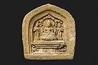 Antique Tibetan Tsa-Tsa