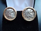 TWO SILVER DRACHMS OF ALEXANDER THE GREAT