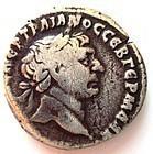 A ROMAN SILVER TETRADRACHM OF EMPEROR TRAJAN