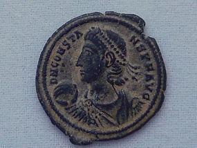 A ROMAN CENTENIONALIS OF CONSTANS