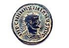 A ROMAN ANTONINIANUS OF MAXIMIAN