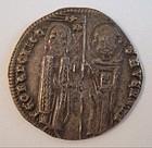 A VENETIAN SILVER GROSSO OF PIETRO GRADENIGO